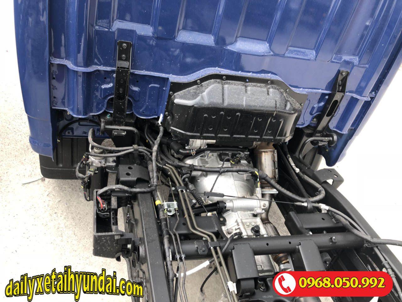 Động cơ Porter H150