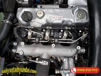 Động cơ Hyundai Mighty 2017