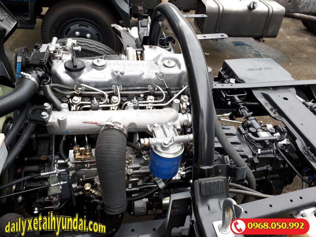 Động cơ Hyundai N250