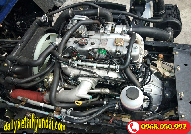 Động cơ xe Tera 240l