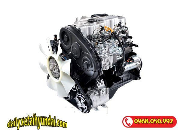 Động cơ xe ben H150