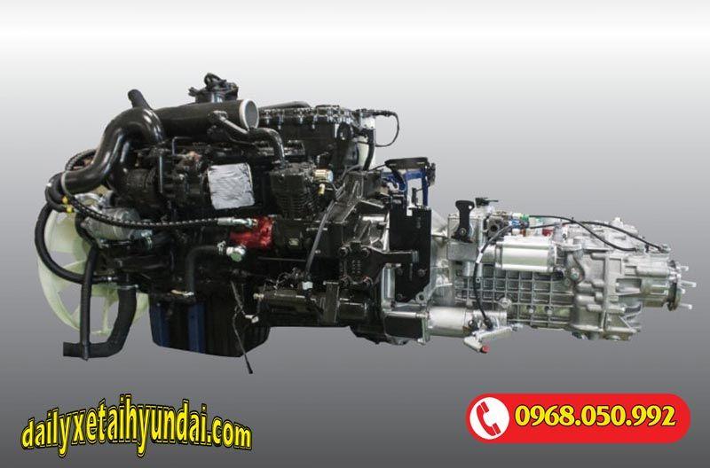 Động cơ xe tải Daewoo