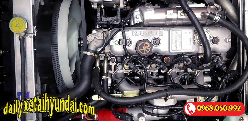 Động cơ xe tải iz49