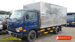 HD120sl thùng kín