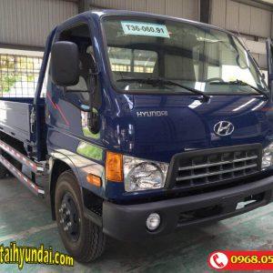 Ngoại thất Hyundai Mighty 2017