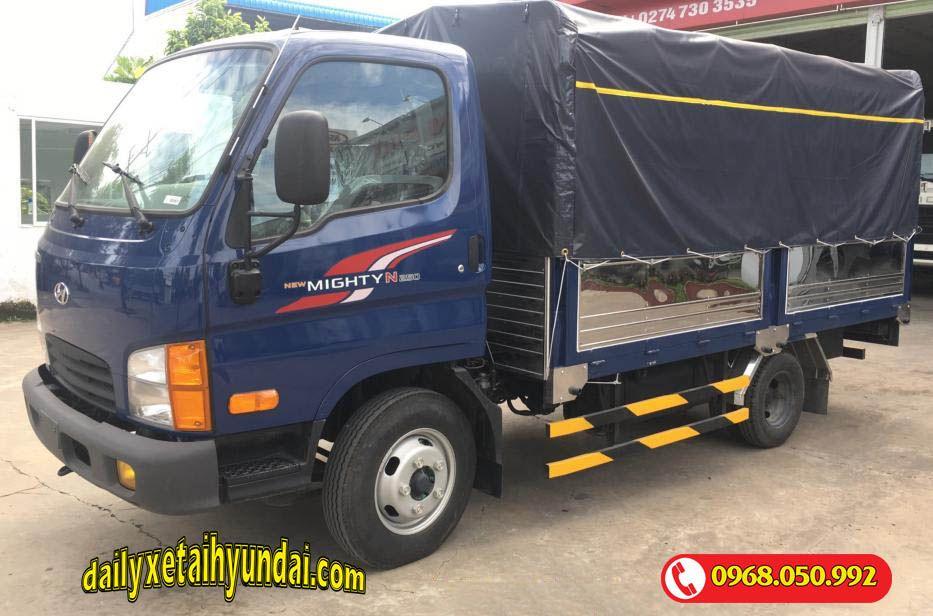 Xe tải Hyundai N250 thùng kín
