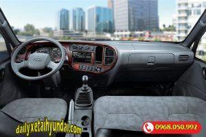 Nội thất Hyundai 75s