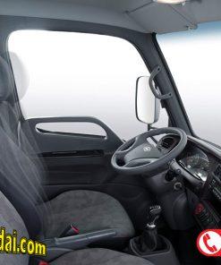 Nội thất xe ben N250