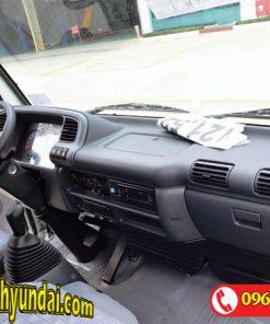 Nội thất Xe tải Isuzu Qkr77he4