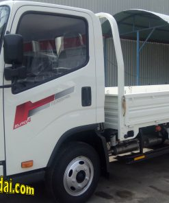Xe Tera 240l thùng lửng