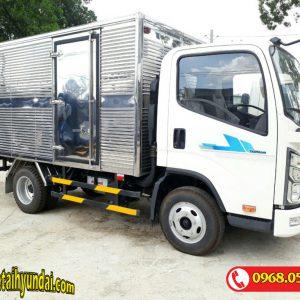 Xe tải Tera 240s thùng kín