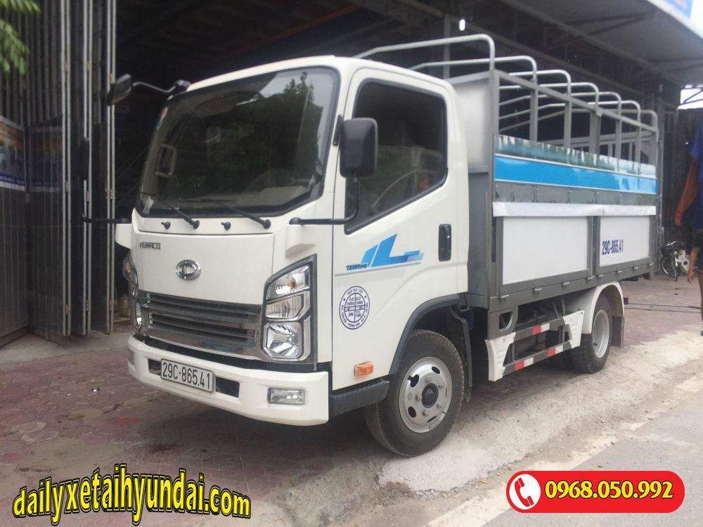 Xe tải Tera 240s thùng bạt