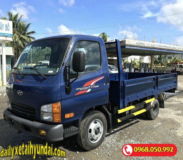 Hyundai N250 thùng lững