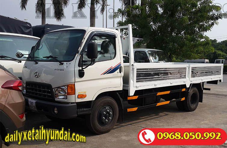 Xe tải Hyundai HD99 thùng lửng