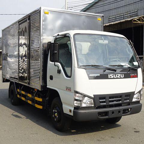 Xe tải isuzu 2t4