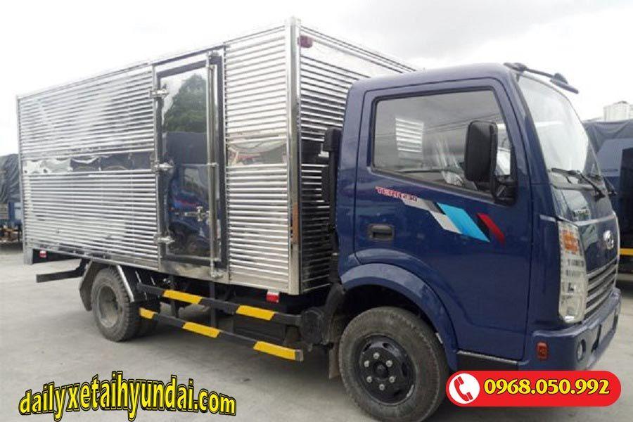 Xe tải tera 250 thùng kín