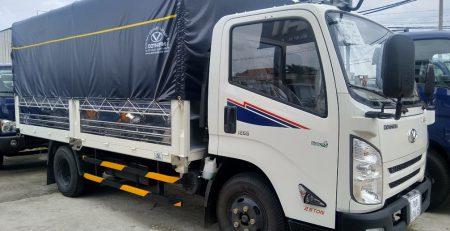 Xe tải 2.4 tấn thùng bạt
