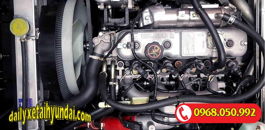 Động cơ Xe tải Iz65 Gold
