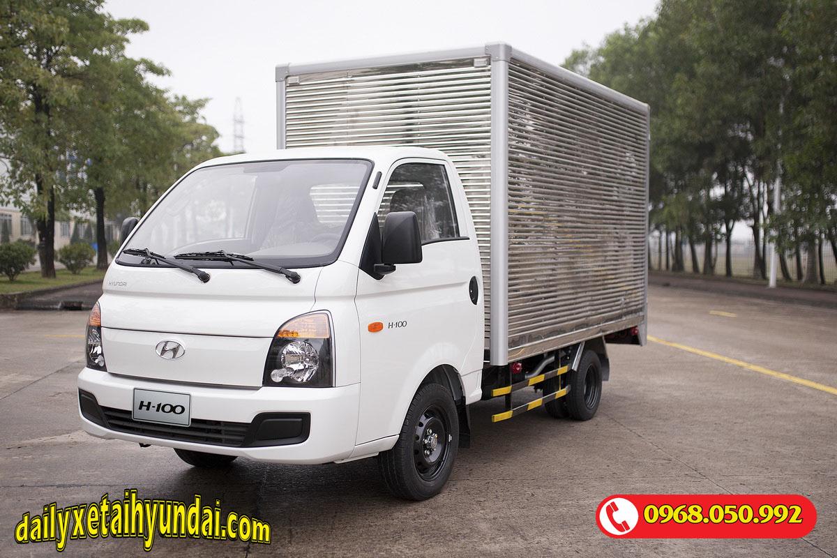Giá xe tải Hyundai H100