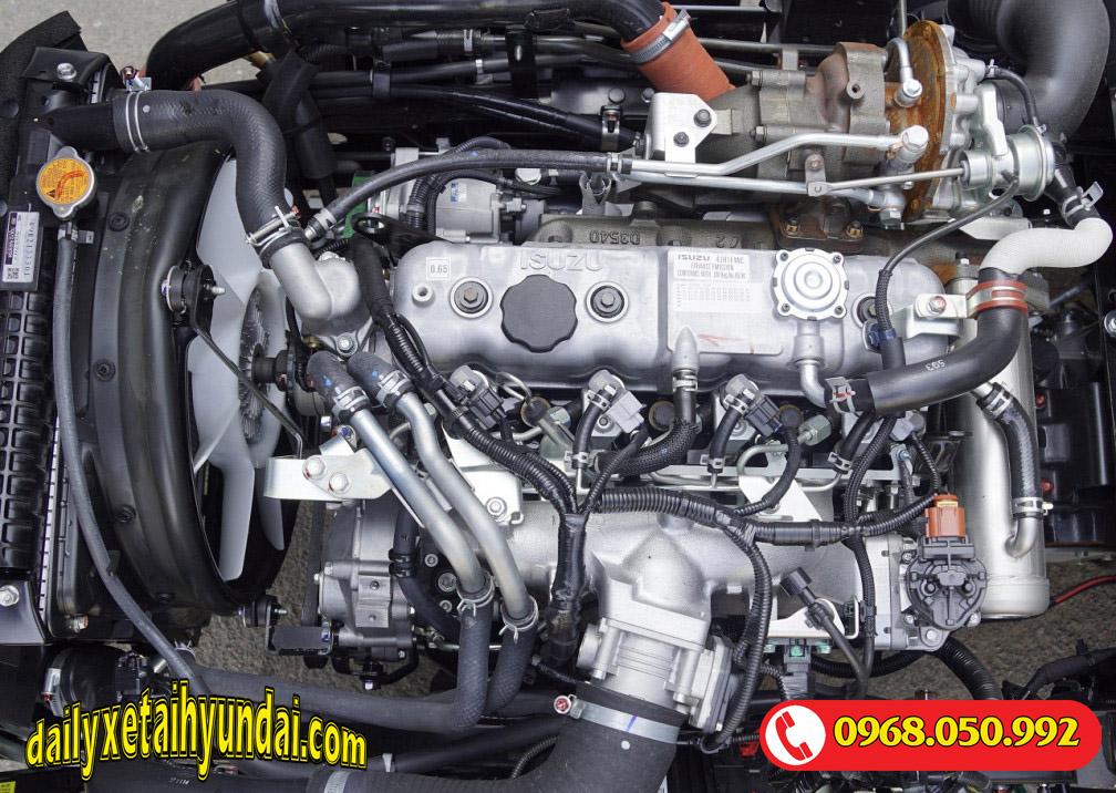 Giá xe tải Isuzu 2t4 động cơ