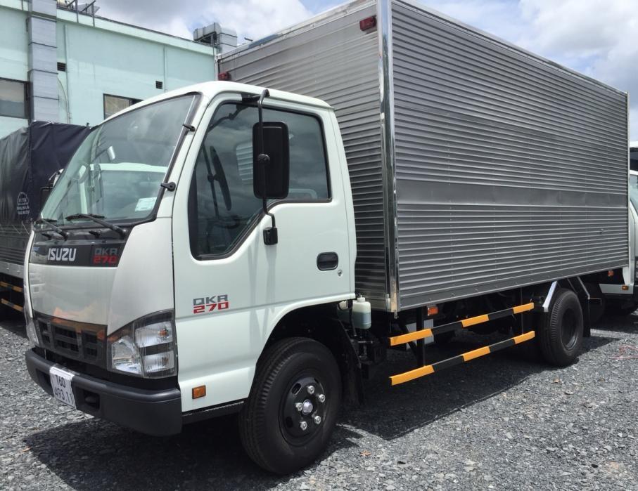 Giá xe tải Isuzu 2t4