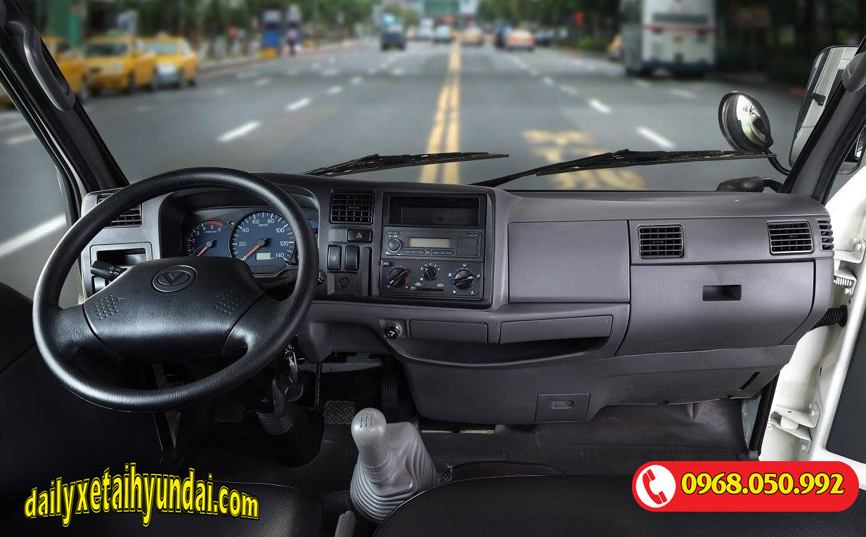 Nội thất Giá xe tải Hyundai