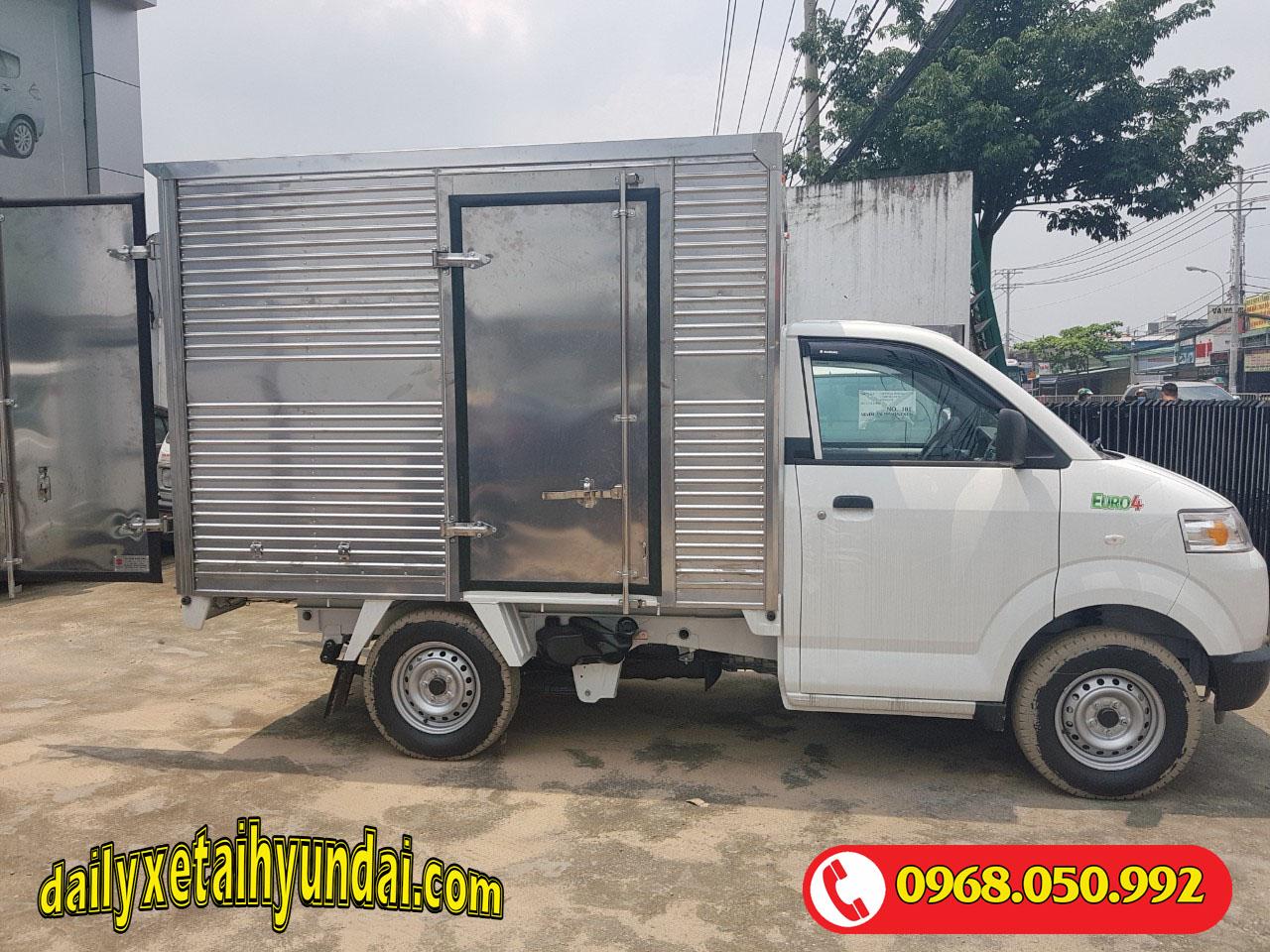 Xe tải 1 tấn giá bao nhiêu Suzuki