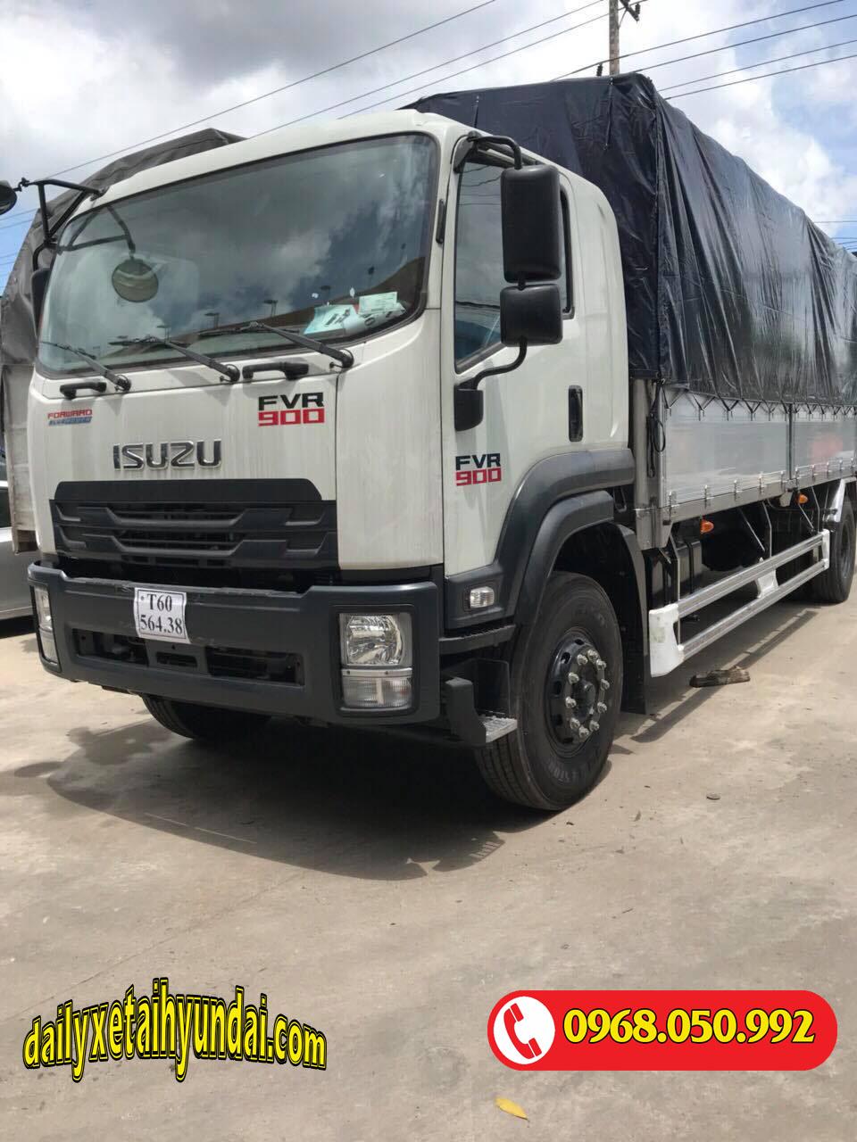 Ngoại thất Xe tải Isuzu 8 tấn