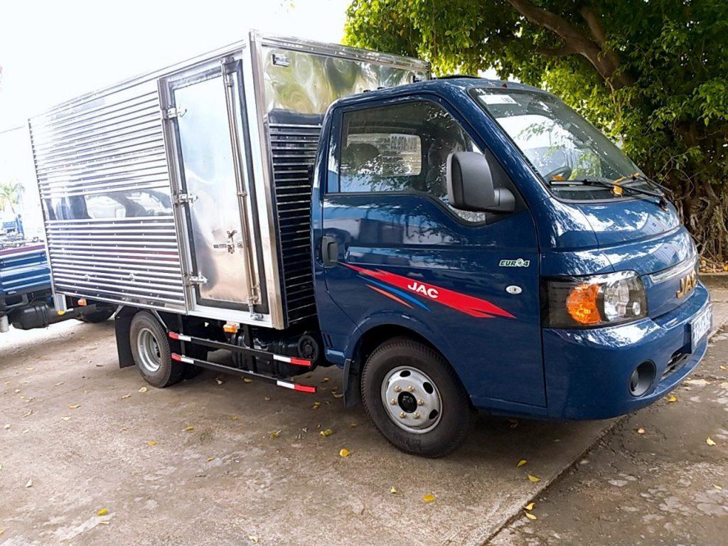 xe tải jac 1 tấn