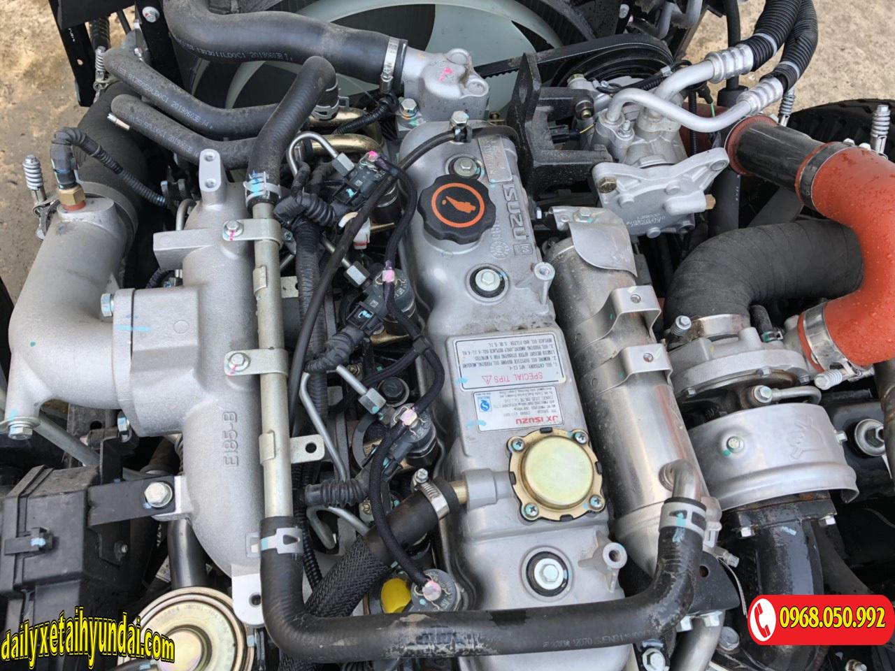 Động cơ xe tải JAC 3t5