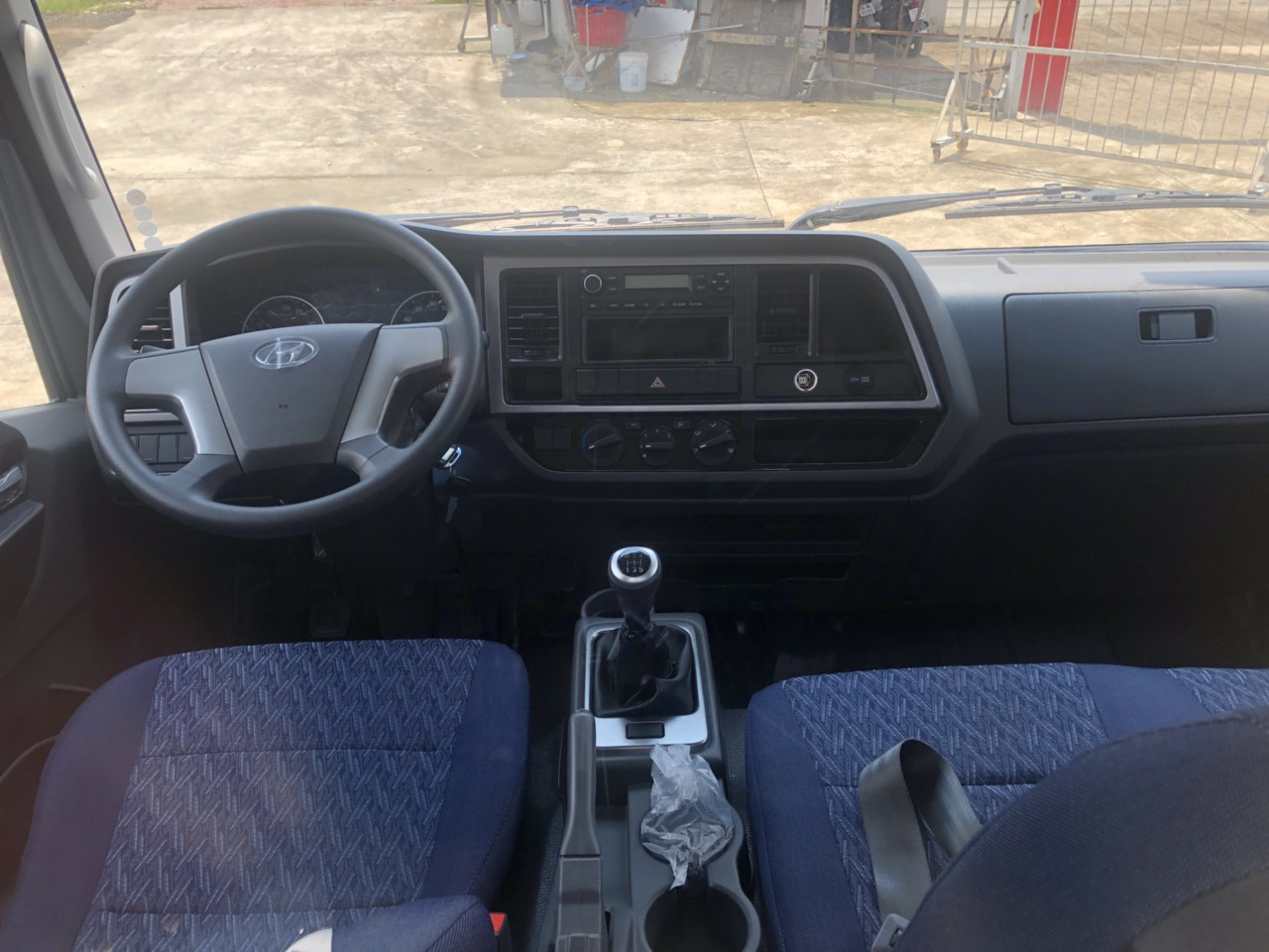 Nội thất EX8 GT S2